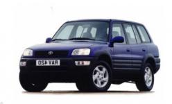 Toyota RAV 4 (XA10) (5 дверей) 1-е поколение 1994-2000, коврики в салон