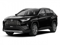 Toyota RAV 4 5-е поколение (XA50) 2019 и новее, ковры в салон