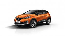 Renault Kaptur 1-е поколение 2016 - наст. время, коврики в салон