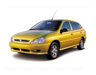 KiaRio 1-е поколение 1999-2005, ковры в салон