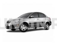 KiaRio 2 2005 - 2011, автомобильные коврики