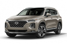 Hyundai Santa Fe 4-е поколение 2018 и новее (5 мест/7 мест), ковры в салон