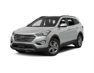 Hyundai Santa Fe 3-е поколение 2012 - 2018гв, коврики в салон