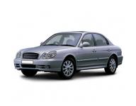 Hyundai Sonata 4 2001 - 2012, коврики в салон