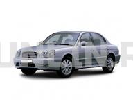 Hyundai Sonata 4 (EF) 2001 - 2012, коврики в салон