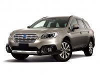 Subaru Outback 5-е поколение 2015 - наст. время, коврики