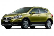 SuzukiSX-4 (S-Cross) 2-е поколение 2013 - наст. время, автомобильные коврики