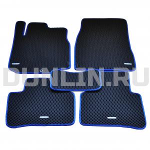 Автомобильные коврики Nissan Tiida 1 правый руль