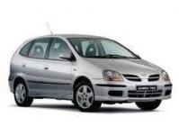Nissan Tino 1998-2003 правый руль, ковры в салон