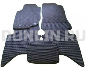 Автомобильные коврики Toyota Hilux 7