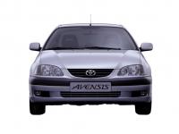 Toyota Avensis 1-е поколение 1997-2003, автомобильные коврики