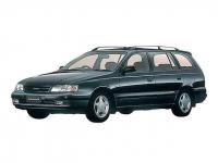 Toyota Caldina (T190) правый руль 1992-1997 + до 2002, автомобильные коврики