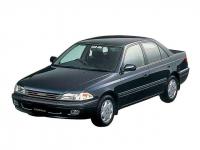 Toyota Carina (T210) (правый руль) 1996-2001, автомобильные коврики
