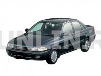 Toyota Carina T210 (правый руль) 1996 - 2001, автомобильные коврики