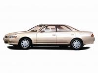 Toyota Mark 2 (X90) правый руль 1992 -1996, автомобильные коврики