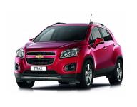 Chevrolet Tracker 3-е поколение 2013 - наст. время, автомобильные коврики