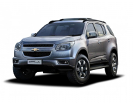 Chevrolet TrailBlazer 2013 и новее, ковры в салон