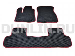 Автомобильные коврики Toyota Highlander 3 (U50)
