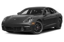 Porsche Panamera 1-е поколение 2013-2016, коврик в багажник