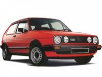 Volkswagen Golf 2-е поколение 1983-1992, коврики в салон
