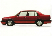 VolkswagenJetta 2-е поколение 1984-1992, ковры в салон