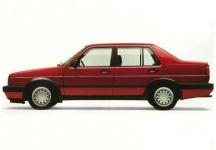 VolkswagenJetta 2 1984-1992, ковры в салон