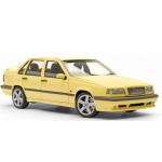 Volvo 850 1991-1997, коврики в салон