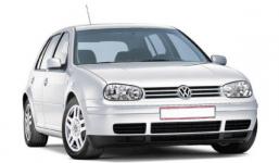 VolkswagenGolf 4-е поколение 1997-2006, ковры в салон