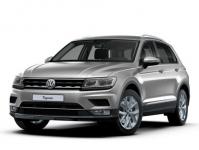VolkswagenTiguan 2-е поколение 2016 - наст. время, коврик в багажник