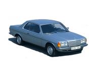Mercedes (W123) (купе) 1975-1985, коврики в салон