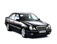 Mercedes E-класс 2 (W210) 4-matic 1995-2003, коврики в салон