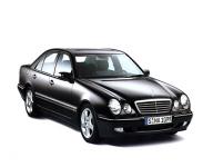 Mercedes E-класс (W210) 4-matic 2-е поколение 1995-2003, коврики в салон