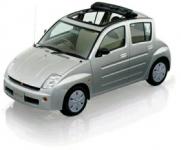 Toyota Will 1-е поколение (Vi) 2000-2001, коврики в салон