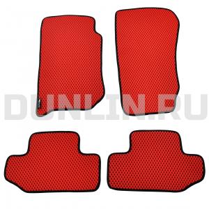 Автомобильные коврики Jeep Wrangler 3 (JK)