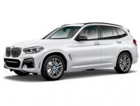 BMW X3 (G01) 2017 - наст. время, коврики в салон