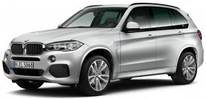 BMW Х5 (F15) 2013 и новее, коврики в салон